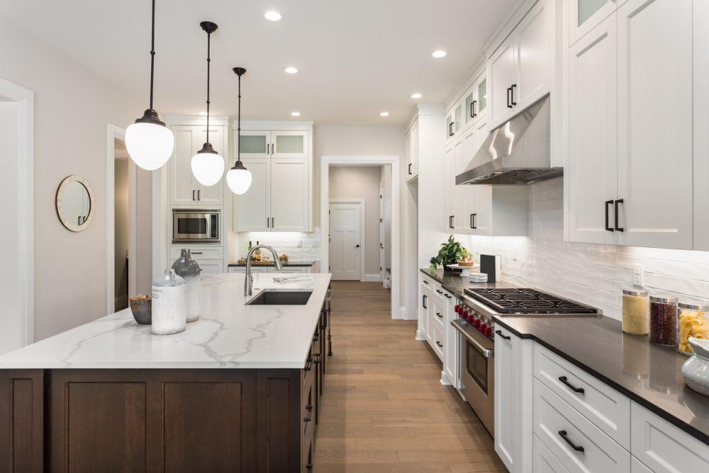 kitchen flooring trends cabinet door handles for 2019 ottawa diamond