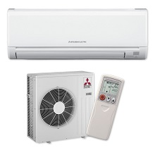 Mitsubishi Ductless Air Conditioners Ottawa