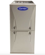 Carrier Top Rated Energy Efficient Gas Furnace Ottawa