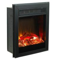 Paramount Muskoka Black Electric Fireplace Insert  21 ...