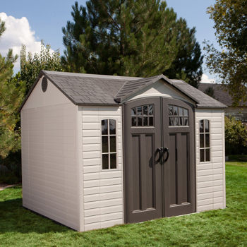 Lifetimer 10 Ft X 8 Ft Outdoor Storage Shed Costco