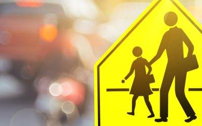 Rules of Driving in School Zones