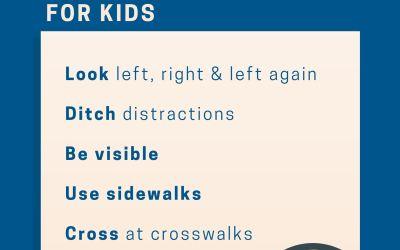 Pedestrian Safety for Kids