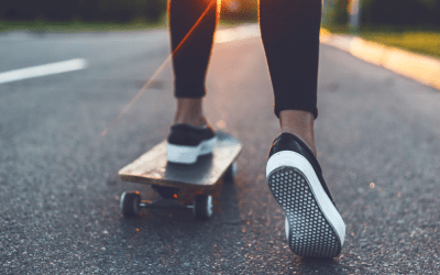 Road SMARTS Reminders for Skateboarders, Rollerbladers, Non-Motorized Scooters