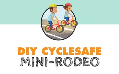 DIY CycleSafe Mini-Rodeo