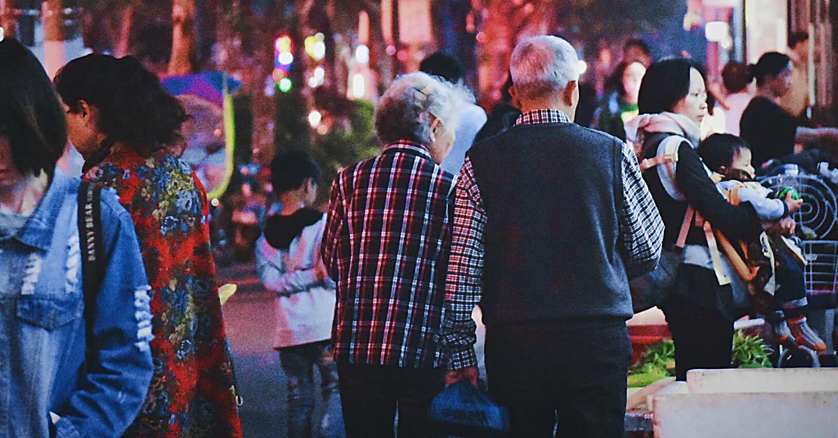 5 Simple Safety Tips for Senior Pedestrians