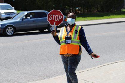 Ottawa Crossing Guard Kennylin
