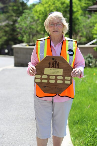 Ottawa Crossing Guard Sally