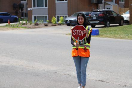 Ottawa Crossing Guard Zainab