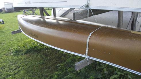 17 Prospector Canoe | Ottawa Valley Canoe and Kayak