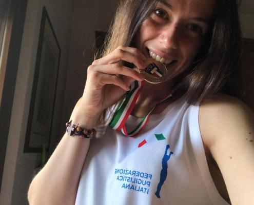 Elisa Papa, il sapore della vittoria
