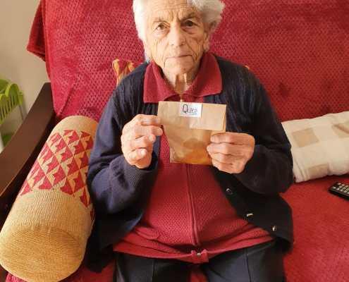 nonna Teresa Marino, Qcècè