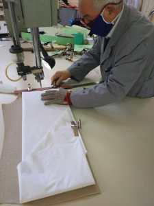 Calabria: le mascherine create da Bottone 1976