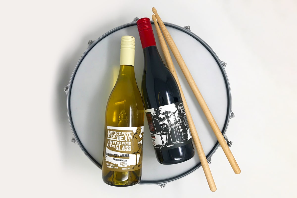 Drum Roll Wine
