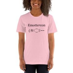 Emottercon2-Unisex T-Shirt_mockup_Front_Womens-2_Pink