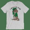 I Otter Be Irish Heather T-shirt