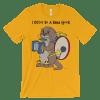 I Otter Be a Band Geek Gold T-shirt