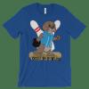 I Otter Be Bowling Royal T-shirt