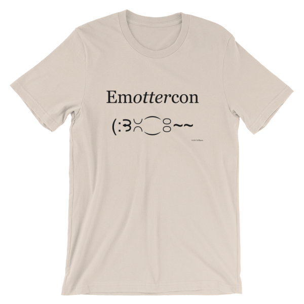 Emottercon Soft Cream T-shirt