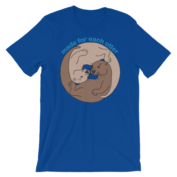 Made for Each Other Royal T-shirt