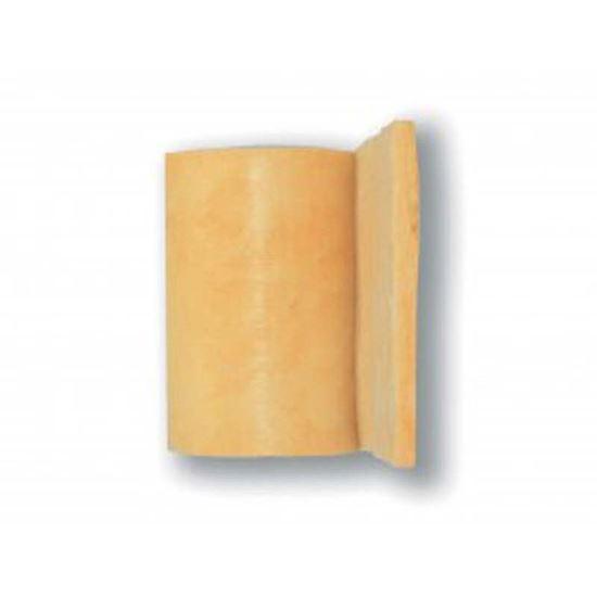 Rotolo In Lana Di Vetro 4 Per Isolamento Termico E Acustico Spessore 45 Mm Rotolo Cm 60x15 Mt