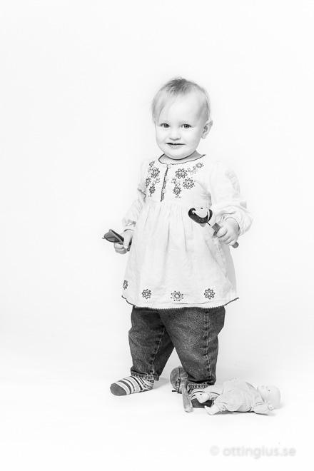 busig barnfotografering Göteborg