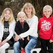 Familjefoto Mölnlycke Landvetter Härryda