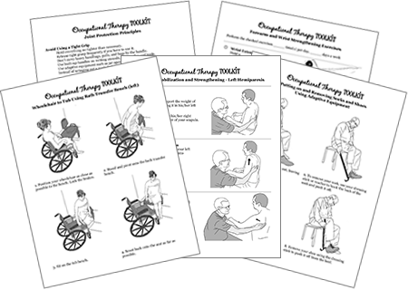 Exercise Program: Occupational Therapy Home Exercise