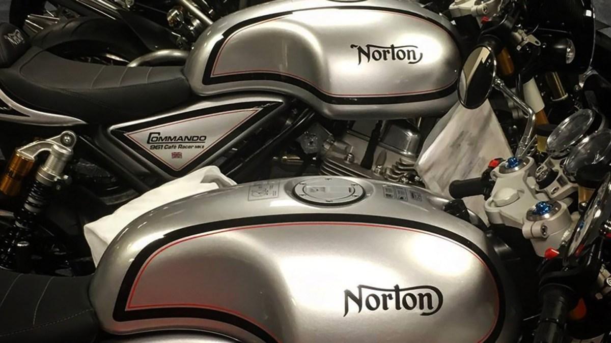 Las nuevas Norton ya están aquí