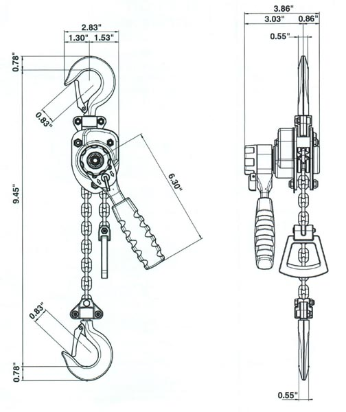 Cm Trolley Hoist Wiring Diagram CM Hoist Manual Wiring