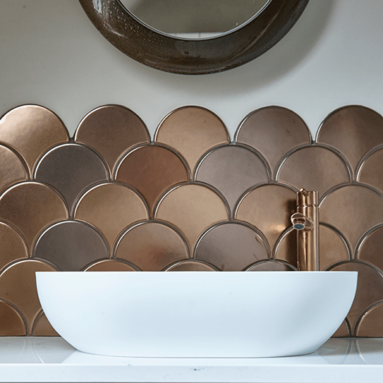 fish scale tiles otto tiles design