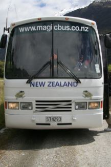 solo travel new zealand bus