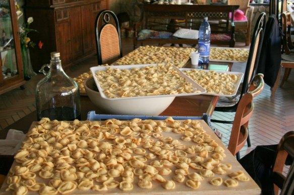 italian cooking class pasta