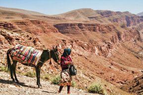 trekking in Morocco 2-813387