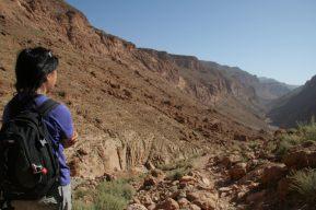 trekking in Morocco --3