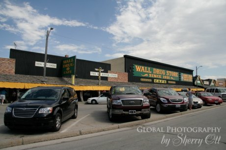 Wall Drug South Dakota