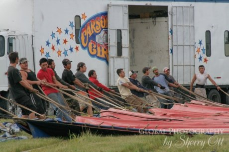 Traveling circus south dakota