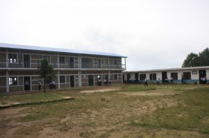 Balungpani Secondary School - Built with Donations