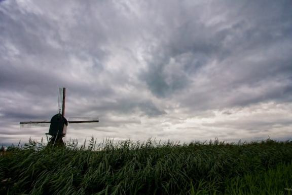 windmill netherlands