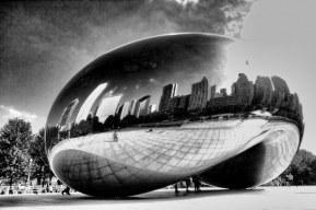 Millenium Park Chicago Bean