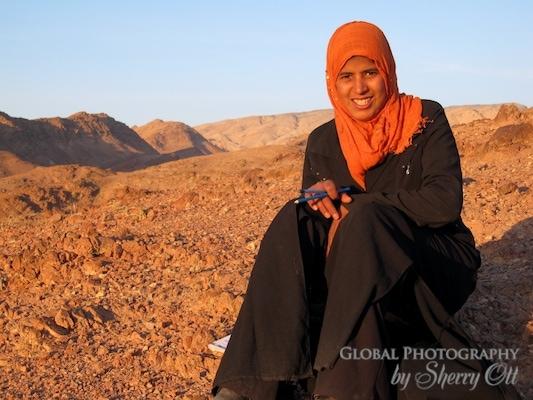 Feynan bedouin