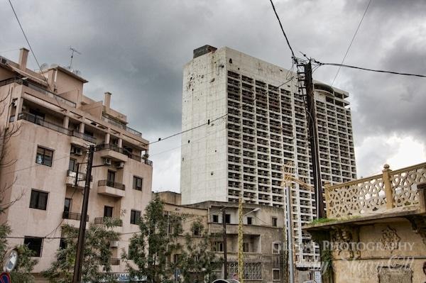 holiday inn Beirut war