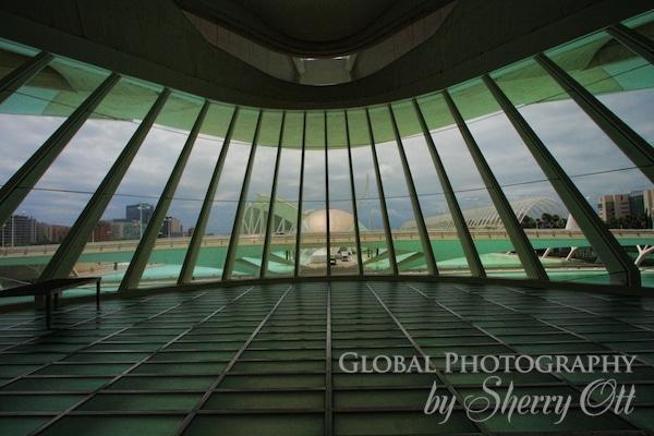 inside opera house valencia
