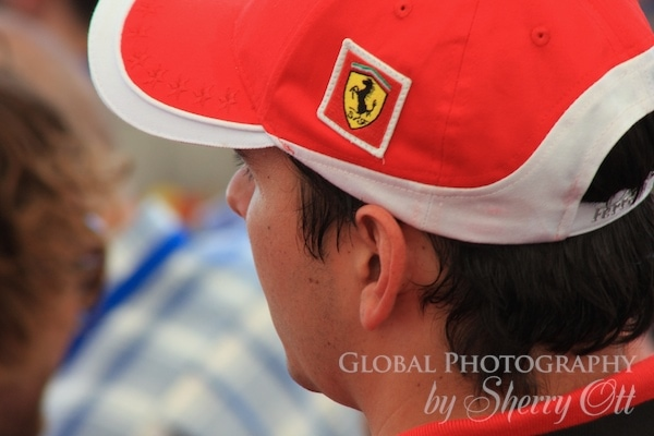F1 team gear