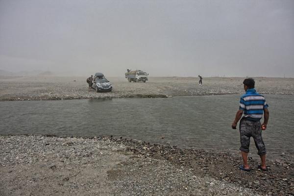 river mongolia