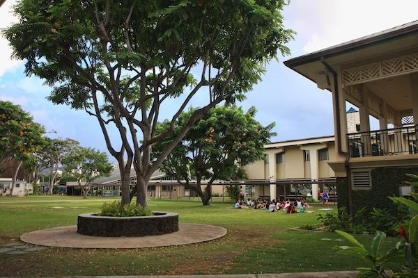 'Iolani School