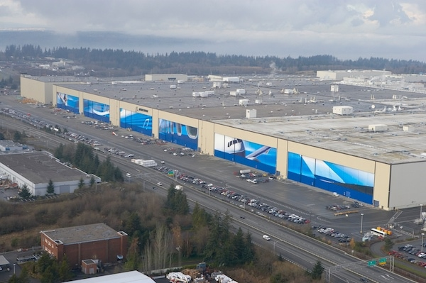 Everett Factory doors