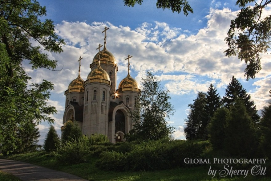 Volgograd Russia church