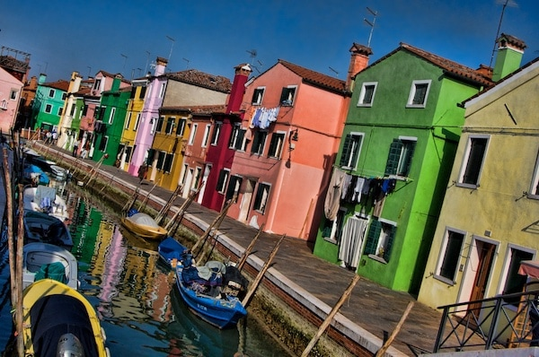 Visiting the Islands Surrounding Venice