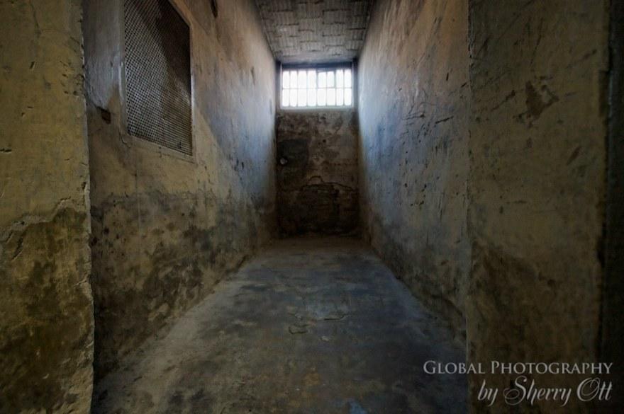 Stasi prison cell